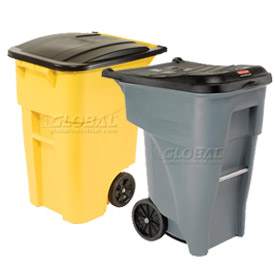 Rubbermaid® Brute® Rollout Containers