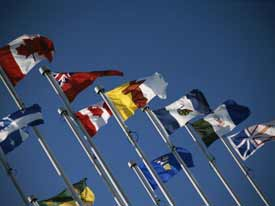 Annin® - Flags of Canadian Provinces and Territories