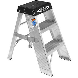 Werner® Aluminum Step Stand