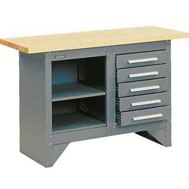 Kennedy® Heavy Duty Work Stations with Drawers