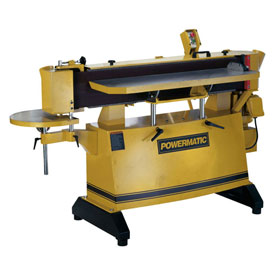 Powermatic 1791293 Model OES9138 3HP 3-Phase 230V/460V Oscillating Edge Sander by