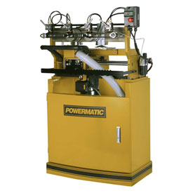 Powermatic 1791305 Model DT65 1HP 1-Phase 230V Pneumatic Clamping Dovetailer by