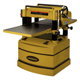 "Powermatic 1791316 Model 209HH-3 5HP 3-Phase 230V 20"" Planer W/ Byrd Shelix Helical... by"