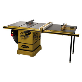 "Powermatic 1792006K Model PM2000 5HP 3-Phase 230/460V Tablesaw W/ 50"" Rip Accu-Fence ROUT-R-LIFT  by"