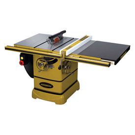 "Powermatic 1792008K Model PM2000 5HP 3-Phase Tablesaw SAW W/ 30"" Rip Accu-Fence ROUT-R-LIFT System by"