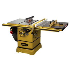 "Powermatic 1792013K Model PM2000 5HP 1-Phase 230V Tablesaw W/ 30"" Rip Accu-Fence ROUT-R-LIFT System"