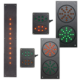 IRONguard Sure-Lite LED Dock Traffic Lights