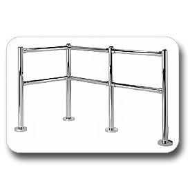 VersaCart® Indoor Shopping Cart Corrals