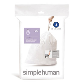 simplehuman® Trash Can Liners