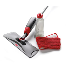 Rubbermaid® Reveal™ Microfiber Spray Mop