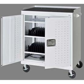 Sandusky Tablet Security Carts