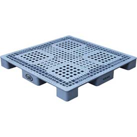 Stackable Plastic Pallet 47-1/8