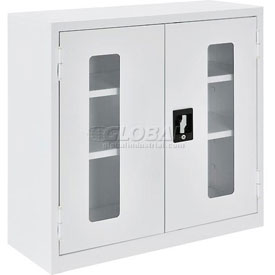 Global™ Clear View Utility Wall Mount Cabinets
