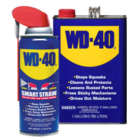 WD-40® Multi-Use Lubricants
