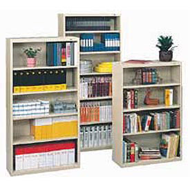 Tennsco -  Tennsco All Welded Steel Bookcase