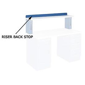 Workbench Accessory Back Stop For Riser