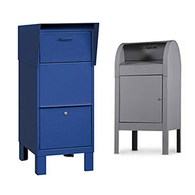 Curbside Courier And Collection Box (Private Delivery Only)