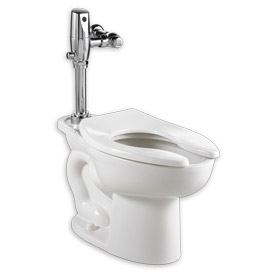 "American Standard Madera 2234001.020 Elongated 15""H Toilet, 1.1-1.6 GPF"