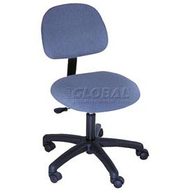 Industrial Seating - Ergonomic Fabric Chairs - Choice Of ESD (Static Dissipative) Or Standard