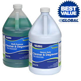 Global™ Multi-Purpose Cleaners & Degreasers