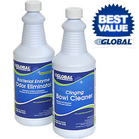 Global® Bathroom Cleaners