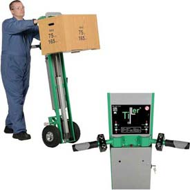 Vestil Tiller® Powered Lift & Drive Hand Truck