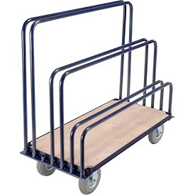 Adjustable Wood Deck Panel & Sheet Mover Trucks