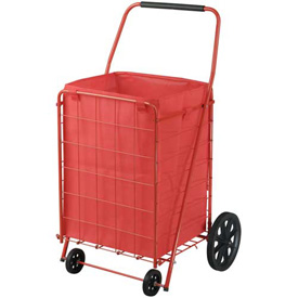 Sandusky® Folding Shopping Carts