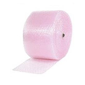 "Anti-Static Bubble Roll 12"" x 500' x 3/16"""