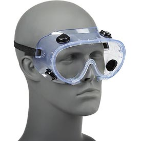 Polycarbonate Impact & Chemical Resistant Goggles