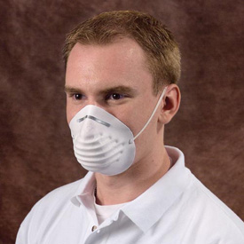 Disposable Dust Mask 50 Per Box