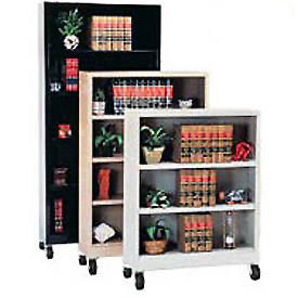 Sandusky - Mobile Steel Bookcases