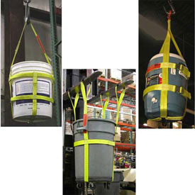 Lift-All® Bucket, Cooler & Trash Barrel Slings