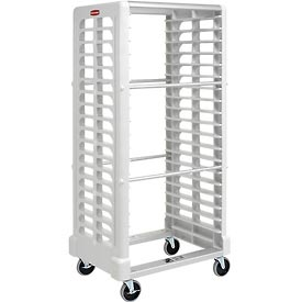 Rubbermaid® Max System™ Plastic Tray Carts & Trucks