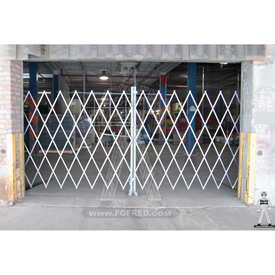 Illinois Engineered Products Eco Gate™ Folding Dock Security Gates