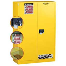 Flammable Storage Cabinets At Global Industrial - Fireproof chemical cabinet