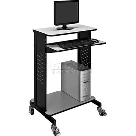 Mobile Stand Up Computer & Desktop Workstations