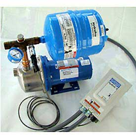 Bell & Gossett 2AB22HM1F2E0 ABS2.3 - Variable Speed Water Pressure Booster Kit - 1-1/2 HP