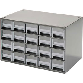 Cabinets Drawer AkroMils Steel Small Parts Storage Cabinet - Parts cabinets