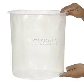 Protective Lining Corp. VF5 5 Gallon Drum Insert Smooth 15 Mil Thick - Pkg Qty 100