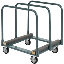 Jamco Panel & Sheet Mover Truck with Carpet Padded Steel Deck TG831 1200 Lb.