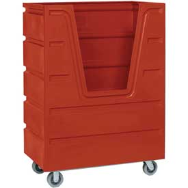 Dandux Red Hopper Front Bulk Truck 51-2560R 58 Cu. Ft.