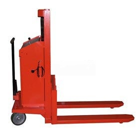 PrestoLifts™ Battery Powered Lift Stacker WP36-20 2000 Lb. Non-Straddle