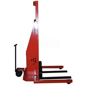 "PrestoLifts™ Battery Powered Lift Stacker WPS4236-20 2000 Lb. 42"" Straddle"