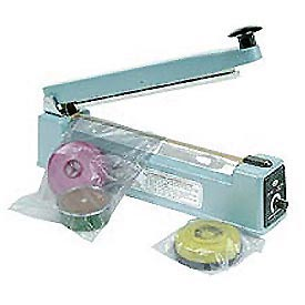"American International Electric Bag Sealer With Cutter 8"" Hand Operated"