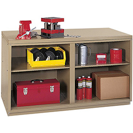 2 Shelf Cabinet Workbench