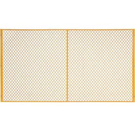 9' W Machinery Wire Fence Partition Panel