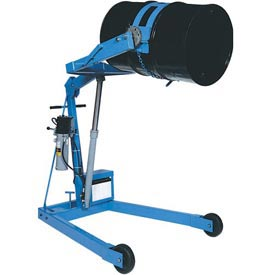 """Morse® Mobile Drum Lift and Tilt 400A-96 96"""" High Dispensing for 55 Gal Drum"""