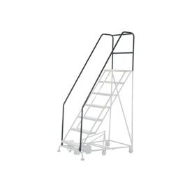 "42""H Cal-Osha Handrail Kit - 5 To 9 Step"