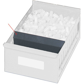 """Dividers for Drawer Cabinet - 11-1/4""""W (Package of 50)"""